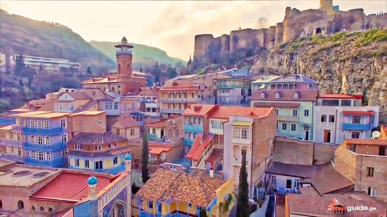 OLD TBILISI – THE FAIRY TALE TOWN OF CAUCASUS